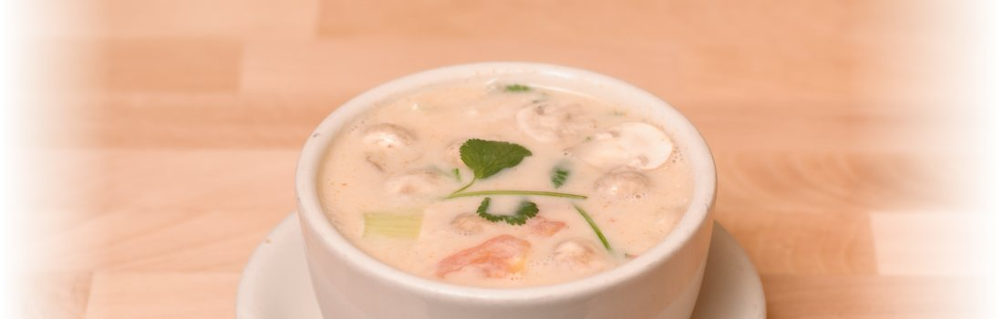 Tom Kah Kai - Chicken Coconut Milk Soup