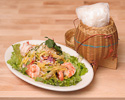Yum Mamuang - Mango Shrimp Salad